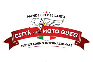 Logo Comitato Motoraduno Guzzi Mandello